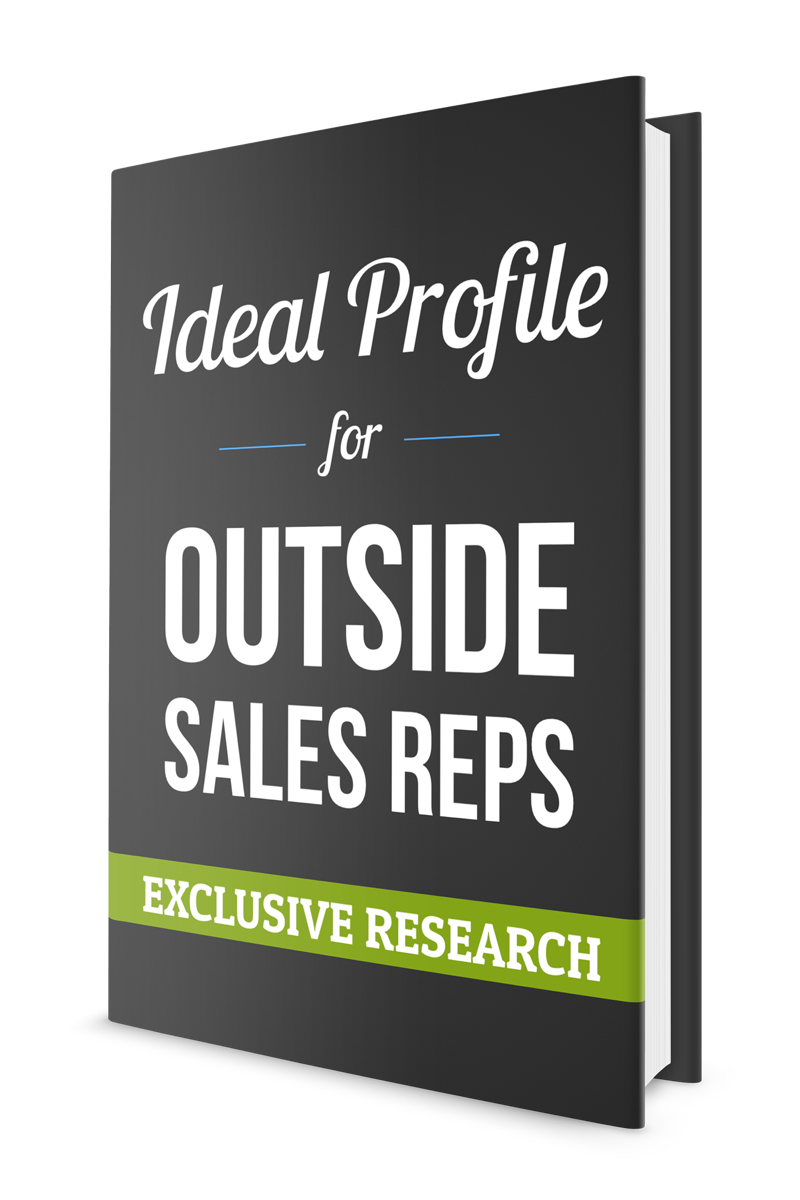 eBook: Ideal Profile for Outside Sales Reps