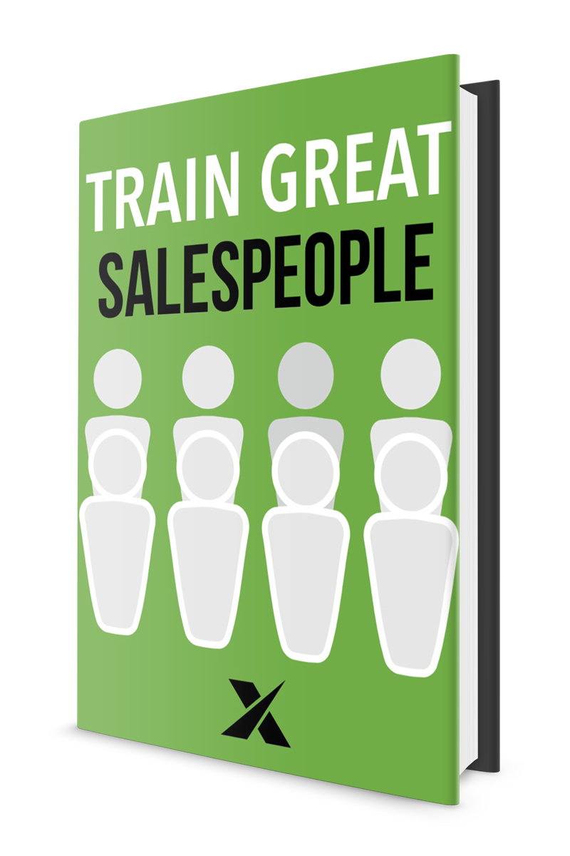 eBook: Train Great Salespeople